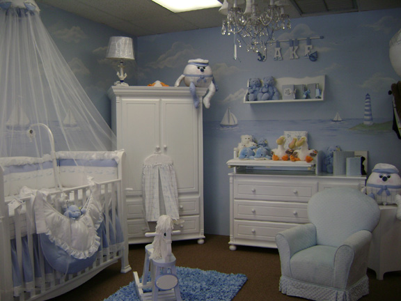 Nursery Wall Murals,Kids Mural,Children's Wall Mural,Murals for