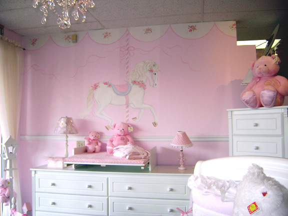 Nursery Murals Part 38