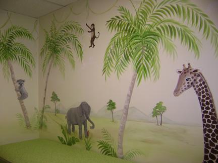 Miami Shore Pediatrics Mural Shores Pediatrics Dr