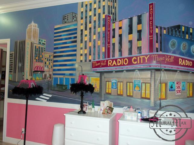 Murals Diva Room For Children Nursery Wall Murals Miami
