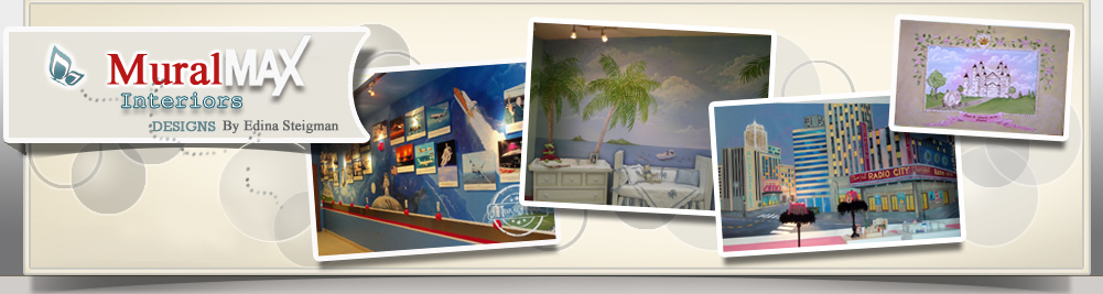 Custom Children's Wall Mural and Room Designs in Dade, Broward and Palm Beach County